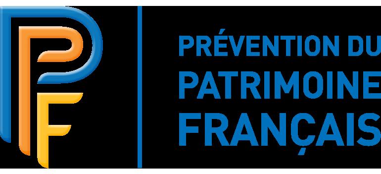 Logo Groupe Prévention du Patrimoine Français