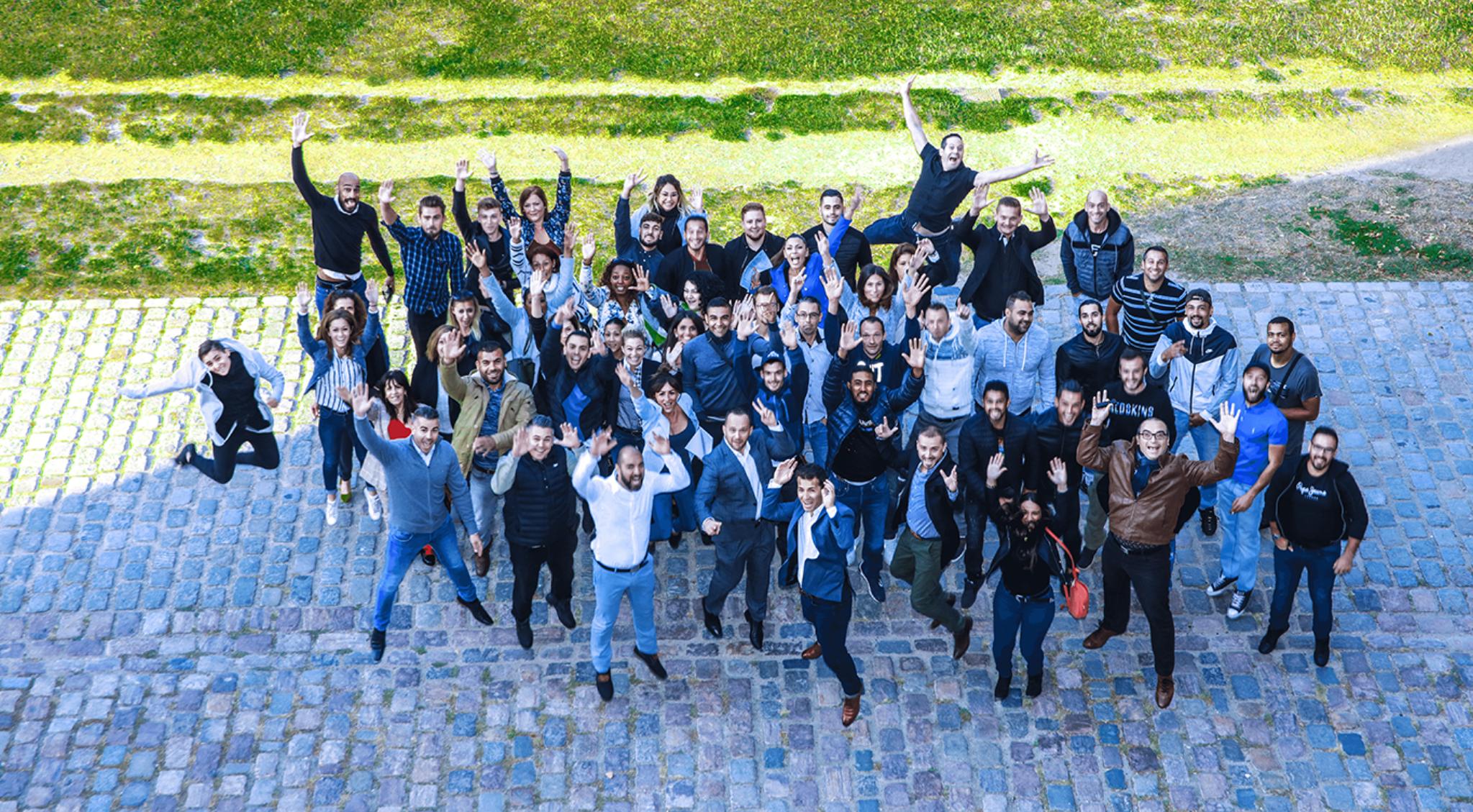 Notre équipe - groupe prévention du patrimoine français